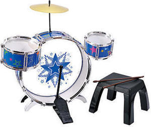 Just Kidz Drum Set