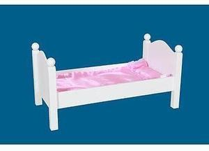 """18"""" Doll Furniture - Bed"""