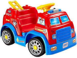 Paw Patrol Fire Truck 6V w/ Coupon #1