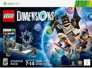 Lego Dimensions Starter Pack (Xbox 360)