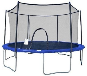 Airzone 13-ft Trampoline and Enclosure