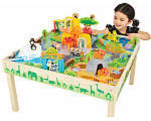 Imaginarium Zoo Play Table