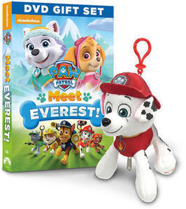 Paw Patrol: Meet Everest GWP DVD