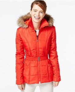 Juniors Rampage Puffer Coats