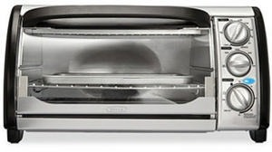 Bella 14326 3-Dial Toaster Oven