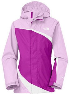 The North Face Girls' or Little Girls' Mountain View Triclimate Jacket