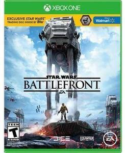 Star Wars Battlefront (Xbox One) with Exclusive Trading Disc