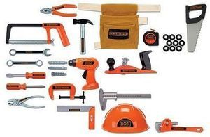 Black & Decker Ultimate Tool Set