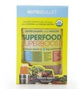 Nutribullet SuperFoods