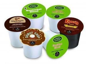 16 to 18 ct. K-cups
