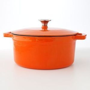 Food Network 5.5-qt Enamel Cast-Iron Dutch Oven