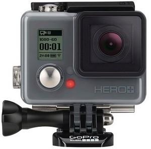 GoPro HERO+LCD and 64GB Lexar microSD Card + Free $60 Gift Card