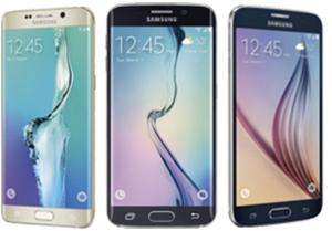 Samsung Galaxy S*6, S*6 Edge, S*6 Edge+ + $250 Gift Card