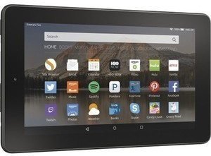 "Amazon 7"" Fire 8GB Tablet"