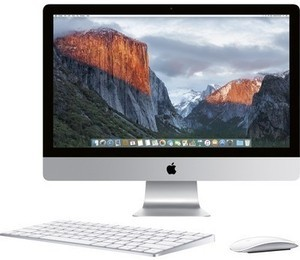 "Apple 21.5"" iMac w/ Intel Core i5 CPU"