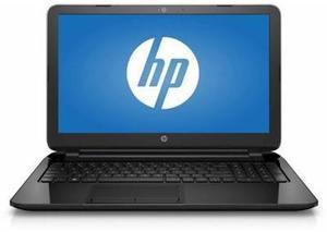 """HP Black 15.6"""" 15-f233wm Laptop PC with Intel Celeron N3050 Processor, 4GB RAM, 500GB HDD"""