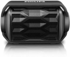 Philips Shoqbox Mini Waterproof Bluetooth Wireless Portable Speaker