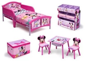 Character Toddler Room-in-a-Box