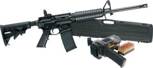 Smith & Wesson M&P15 Sport Range Package