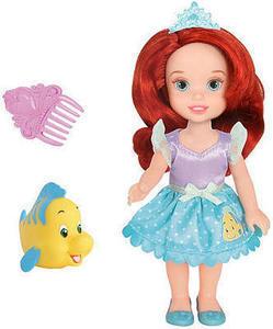 "All Disney Petite Princess 6"" Toddler Dolls"