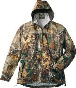 Cabela's Men's Space Rain Full-Zip Jacket with 4MOST DRY-PLUS®