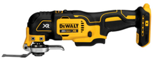 DEWALT 20-Volt Lithium Ion Oscillating Multi-Tool with Combo Kit