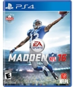 Madden NFL 16 PS4 or Xbox One