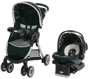 Graco® FastAction Fold Click Connect Travel System