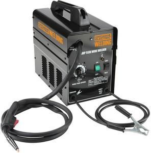 Chicago Electric Welding 90 Amp-AC, 120 Volt, Flux Cored Welder