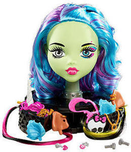Monster High Gore-Geous Ghoul Anti-Styling Head - Playset