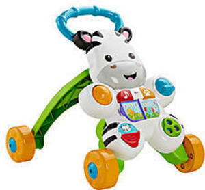 Fisher-Price Learn with Me Zebra Walker w/ Coupon #5