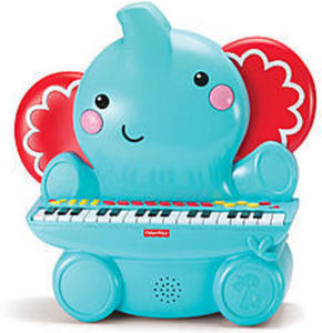 Fisher-Price Elephant Piano w/ Coupon #5