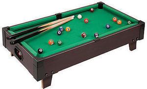 "Sportcraft 27"" Tabletop Billiards"