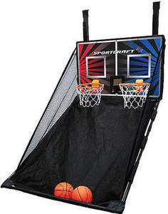 Sportcraft Over The Door Double Hoop Basketball Game