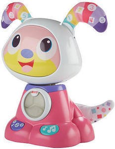 Fisher-Price Beat Bow Wow Interactive Learning Toy - Pink