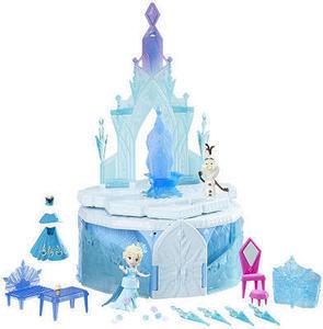 Disney Frozen Little Kingdom Elsa's Magical Rising Castle Playset