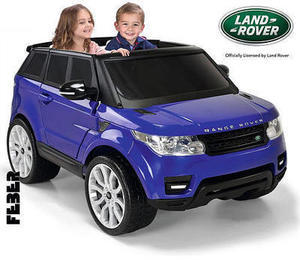 Avigo Range Rover Sport 12 Volt Powered Ride On - Blue