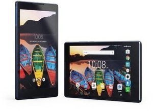 "Lenovo TAB3 with WiFi 8"" Touchscreen Tablet PC Featuring Android 6.0 OS"