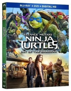 Teenage Mutant Ninja Turtles: Out of the Shadows (Blu-ray/DVD + Digital)