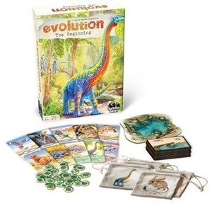 Evolution The Beginning Board Game
