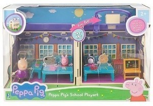 Peppa Pig Deluxe School House Toy