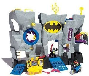 Fisher-Price Imaginext DC Super Friends Batman Batcave