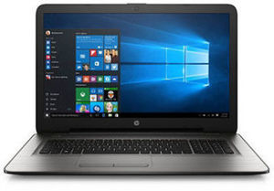 "HP 17.3"" HD+ Notebook, Intel Core i3-5005U Processor, 6GB RAM, 1TB HDD"