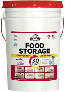 Augason Farms Food Storage Emergency All-in-One Pail
