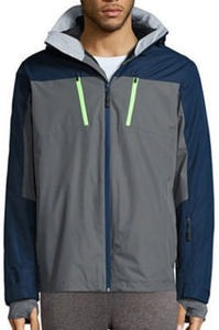 Xersion 3-in-1 Soft Shell Systems Jacket Men's Xersion Systems 3-in-1 Jacket