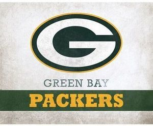 "Green Bay Packers ""Pride Logo"" Wall Art 20x16 Licensed Sports Wall Art"