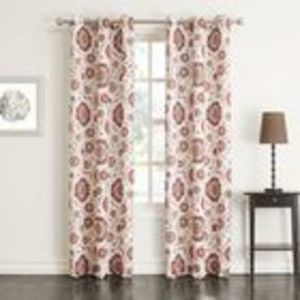 Madison Room Darkening or Montego Grommet Window Curtains