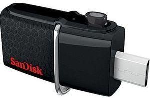 SanDisk Ultra Dual 128GB 130MB/s USB 3.0 Flash Drive