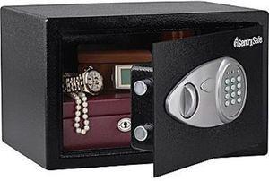 SentrySafe 0.5-Cubic-Foot Security Safe