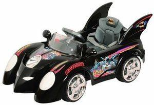 Best Ride On Cars Ride-On Batmobile